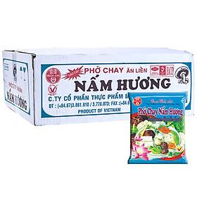 Thùng 30 Gói Phở Chay Nấm Hương Bích Chi 60g
