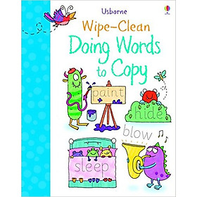 Usborne Doing Words to Copy