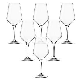Bộ 6 Ly Rượu Thủy Tinh Electra Bormioli Rocco 192349B32021990 (190ml / Ly)