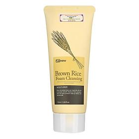 Sữa Rửa Mặt Gạo Benew Brown Rice Foam Cleansing (100ml)