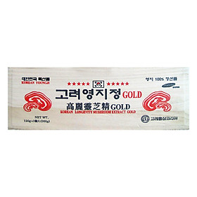 Thực Phẩm Chức Năng Cao Linh Chi Núi Hàn Quốc Hộp Gỗ Trắng Korean Sang - Rok Food (120g x 3 Hủ)