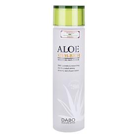Nước Hoa Hồng Dưỡng Ẩm Dabo Aloe Stem Rick Skin (150ml)