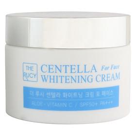 Kem Dưỡng Trắng Da Mặt The Rucy Centella Whitening Cream For Face SPF50+ PA+++ LK-WCFF (50ml)