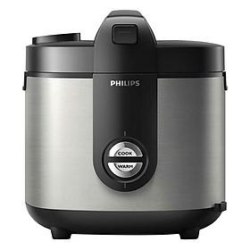 Nồi Cơm Điện Philips HD3132/66 (2 Lít) - Hàng chính hãng