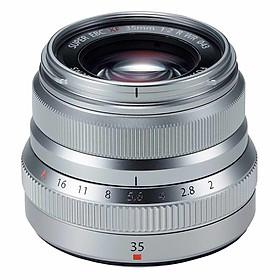 Ống Kính Fujifilm XF 35mm f/2 R WR (Chính Hãng)