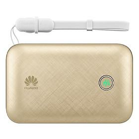Bộ Phát Wifi 3G/4G Kiêm Sạc Dự Phòng Huawei E5771h-397 (9600mAh) – Vàng Đồng - Hàng Nhập Khẩu