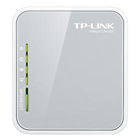 Bộ Phát Wifi Từ USB 3G TP-Link MR3020 – Trắng – Hàng Chính Hãng