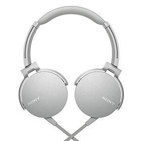 Tai Nghe Chụp Tai Sony ExtraBass MDR-XB550AP - Hàng Chính Hãng