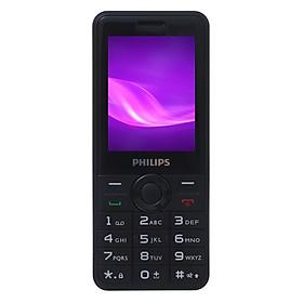 Điện Thoại Philips E168 - Hàng Chính Hãng