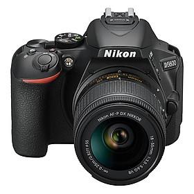 Máy Ảnh Nikon D5600 KIT AF-P 18-55 VR - Hàng Nhập Khẩu