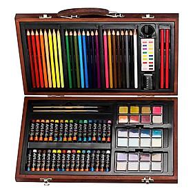 Bộ Vẽ Đa Năng Hiệu Hộp Gỗ Colormate 93W