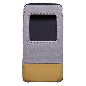 Bao Da Cầm Tay Blackberry Leather Pocket For DTEK50 - Hàng Chính Hãng