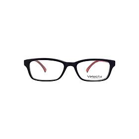 Gọng Kính Unisex Velocity VL16427 55 (50/19/140) - Đen Đỏ