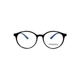 Gọng Kính Unisex Velocity VL6455 064 (48/17/139) - Đen Phối Xanh