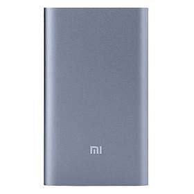 Pin Sạc Dự Phòng Xiaomi Mi Power Bank Pro (10.000mAh) - Xám - Hàng Chính Hãng