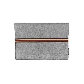 Túi Đựng Laptop 12inch Cartinoe Kammi Series MIVIDA081 (31 x 21 cm) - Xám