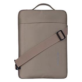 Túi Xách Laptop 12inch Cartinoe Exceed Series MIVIDA038 (32 x 21.5 cm) - Nâu Đồng
