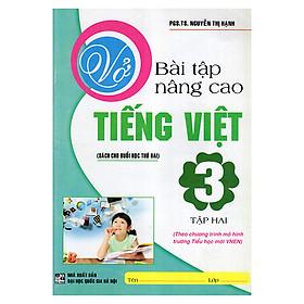 Vở Bài Tập Nâng Cao Tiếng Việt 3 (Tập 2)