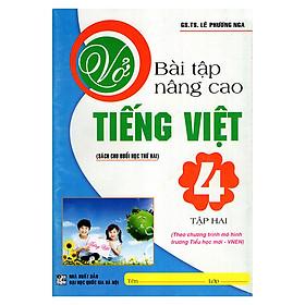 Vở Bài Tập Nâng Cao Tiếng Việt 4 (Tập 2)