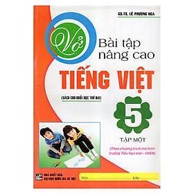 Vở Bài Tập Nâng Cao Tiếng Việt 5 (Tập 1)