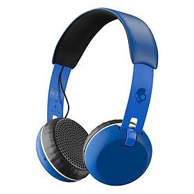 Tai Nghe Bluetooth Skullcandy Grind Wireless S5GBW-J558 - Royl/Cream/Blue - Hàng Chính Hãng