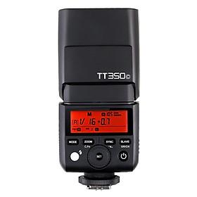 Đèn Flash Godox TT350C Cho Canon - Hàng nhập khẩu