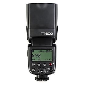 Đèn Flash Godox TT600 Cho Canon, Nikon, Sony, Pentax (Tặng Kèm Tản Sáng Bounce) - Hàng nhập khẩu