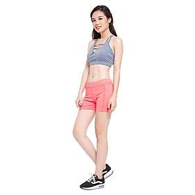 Quần Shorts Thể Thao Nữ MAXSPORT VM038 - Cam
