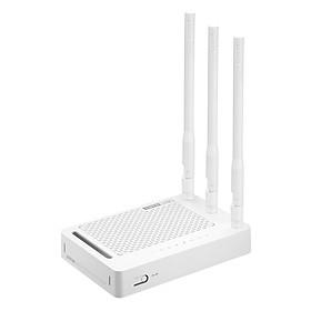 Router Wi-Fi Chuẩn N 300Mbps TOTOLINK N302R+ - Hàng Chính Hãng