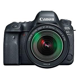 Máy ảnh Canon EOS 6D MARK II + Lens Canon 24-105mm F3.5-5.6 IS STM - Hàng Chính Hãng
