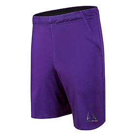 Quần Thể Thao Nam Irona I Purple S004 Ailen Sport - Tím