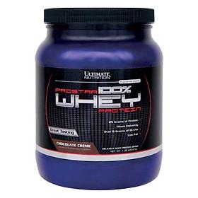 Sữa Tăng Cơ Vị Socola Prostar 100% Whey Protein Ultimate Nutrition SMUN191 (454g)