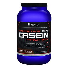 Sữa Tăng Cơ Ban Đêm Vị Chocolate Prostar 100% Casein Protein Ultimate Nutrition SMUN730 (907g)