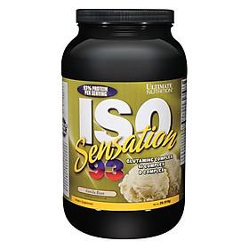 Sữa Tăng Cơ Vị Vani ISO Sensation 93 Ultimate Nutrition SMUN281 (910g)