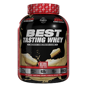 Sữa Tăng Cơ Vị Vani Best Tasting Whey Protein Elite Labs SMEL646 (2.27kg)