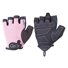 Găng Tay Cho Nữ Women's Pearl-Tac Pro Trainer Gloves GoFit PKGF - Hồng