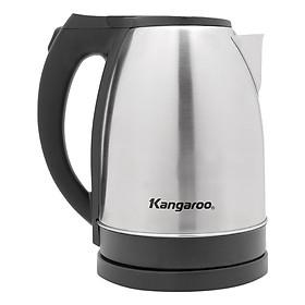 Ấm Đun Siêu Tốc Kangaroo KG338/339 (1.8L) - Bạc - Hàng chính hãng