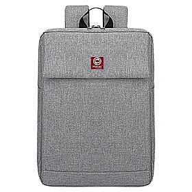"Balo Laptop HARAS Cylinder HR190VN (15.6"") - Xám"