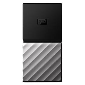 Ổ Cứng Di Động WD My Passport SSD 256GB - Hàng Chính Hãng
