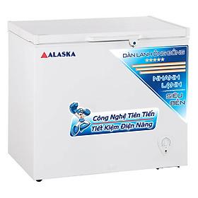 Tủ Đông Alaska BD-400C (400L) - Hàng chính hãng