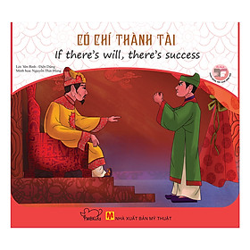 Danh Nhân Việt Nam - Có Chí Thành Tài - If There's Will, There's Success(Song Ngữ Anh - Việt)