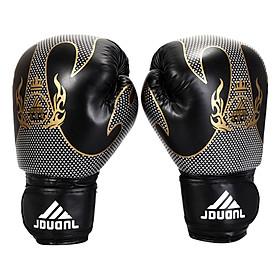 Găng Tay Boxing Jduanl Superstar BG-JD-SS – Đen
