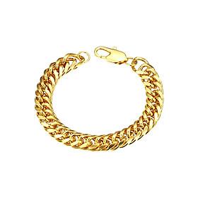 Lắc Tay Nam Thời Trang Winwinshop88 LT122 - Vàng (22 cm)