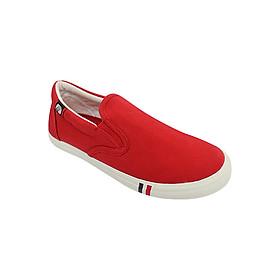 Giày Slip On Nữ D&A L1602 - Đỏ