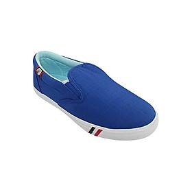 Giày Slip On Nữ D&A L1602 - Xanh Dương