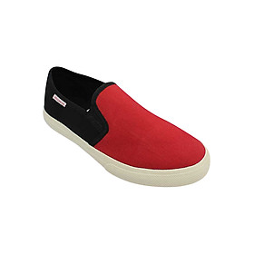 Giày Slip On Nữ D&A L1607 - Đỏ