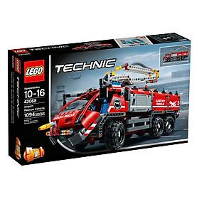 Bộ Lắp Ghép Phương Tiện Cứu Hộ Sân Bay LEGO Technic 42068 (1094 Chi Tiết)