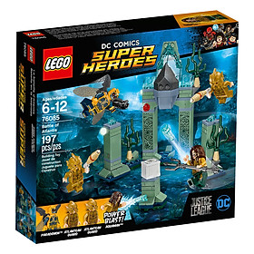 Bộ Lắp Ghép Trận Chiến Atlantis LEGO Superheroes 76085 (197 Chi Tiết)