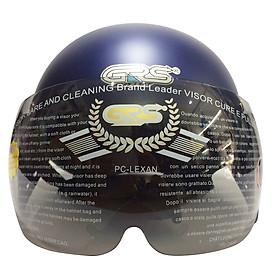 Mũ Bảo Hiểm GRS A08K - Xanh Than Nhám