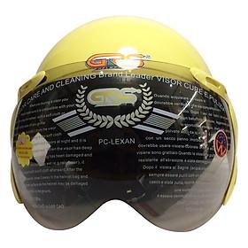 Mũ Bảo Hiểm GRS A33K - Vàng Bóng